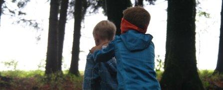 Waldpädagogik - Sinne ansprechen