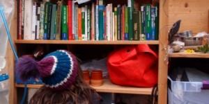 Waldpädagogik - Die Waldbibliothek der Wildnisschule