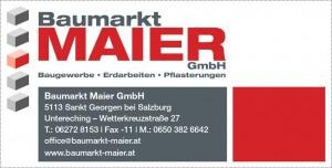 Logo Baumarkt Maier GmbH