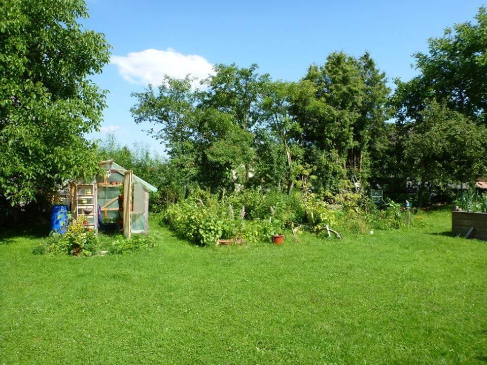 Verborgenen Schätze im Garten