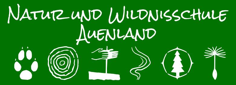 Logo Natur und Wildnisschule Auenland